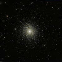 M92 NGC 6341 redo with flats and darks