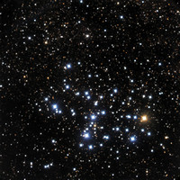 M6 NGC 6405 Butterfly Cluster
