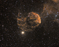 IC 443 Jellyfish Nebula Sh 2-248
